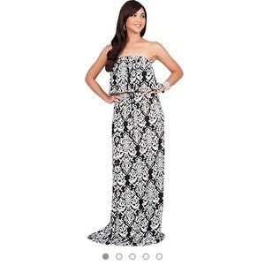 Dresses & Skirts - Beautiful maxi tube dress
